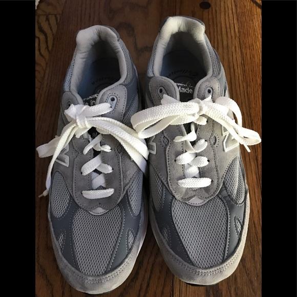 new product cdfa9 62f08 New Balance Sneakers (WR993GL 2E)